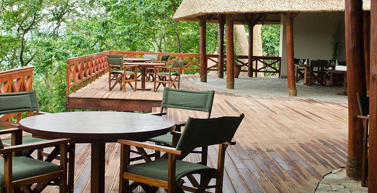 Mikeno Lodge Virunga