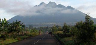 Mountain Sabyinyo